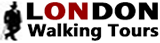 London Walking Tours logo.
